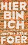 Jonathan Safran Foer - Hier bin ich