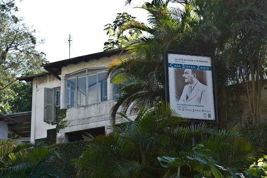Ehemaliges Wohnhaus von Stefan Zweig in Petropolis