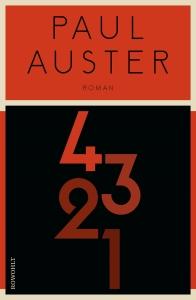 Paul Auster - 4 3 2 1