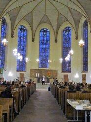Frank Witzel liest in der Katharinenkirche Prosa aus Kamerun