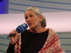 """Birgit Vanderbeke spricht über """"Wer dann noch lachen kann"""""""