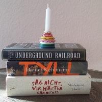 So etwas wie ein Geburtstag - und ein Dankeschön