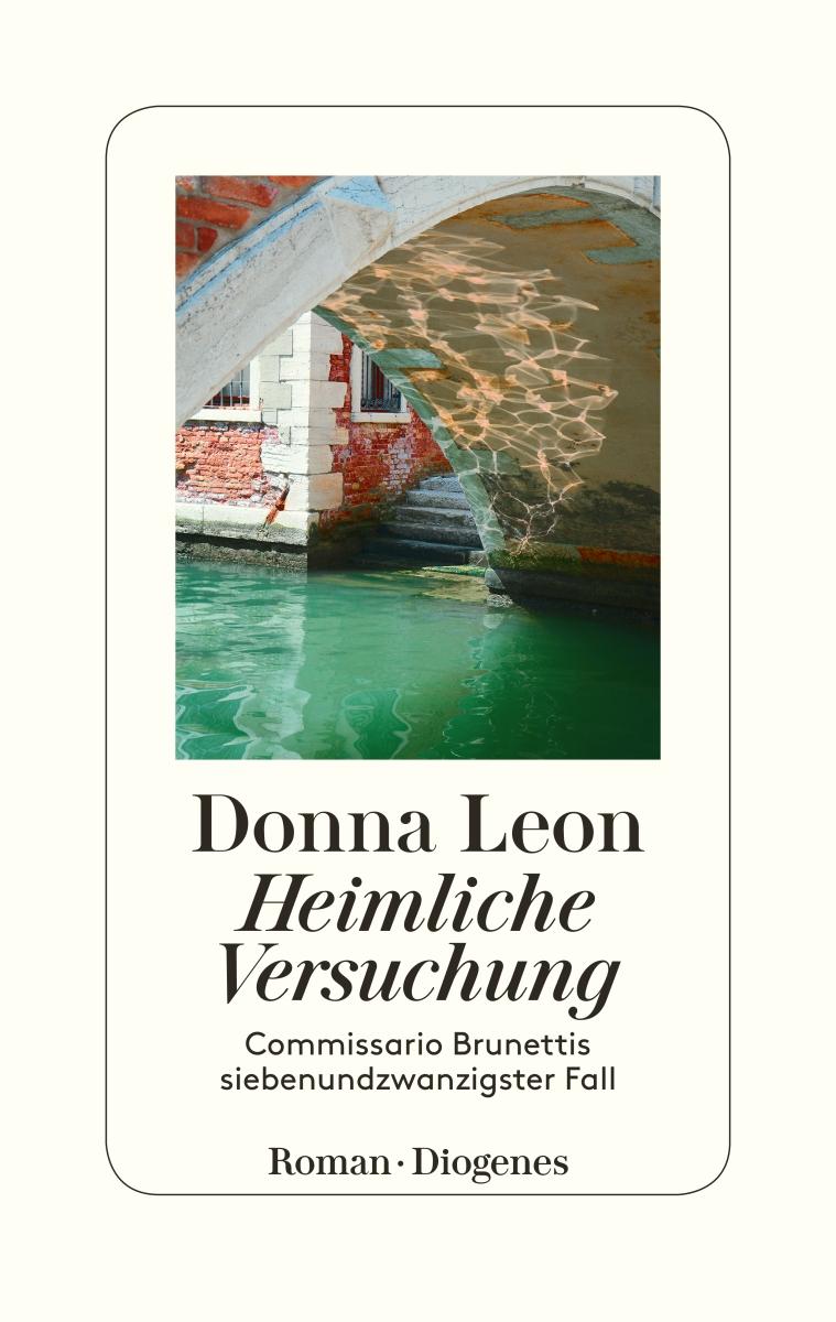 Heimliche Versuchung Donna Leon