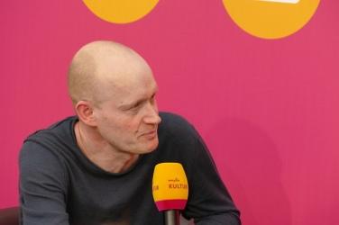 """Arno Geiger spricht über """"Unter der Drachenwand"""""""