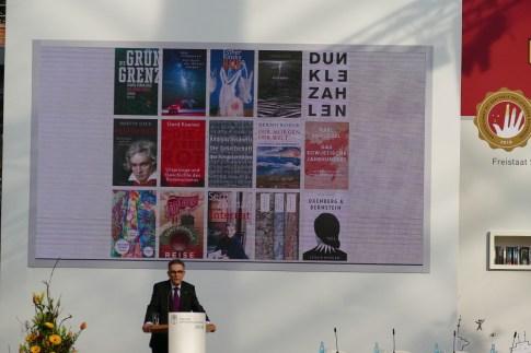Wer erhält den diejährigen Preis der Leipziger Buchmesse?
