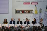 Die Jury des Leipziger Buchpreises 2018