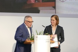 """Gewinner in der Kategorie """"Sachbuch"""": Karl Schloegel für """"Das sowjetische Jahrhundert. Archäologie einer untergegangenen Welt """""""