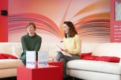 """Kristine Bilkau spricht über """"Eine Liebe, in Gedanken"""""""