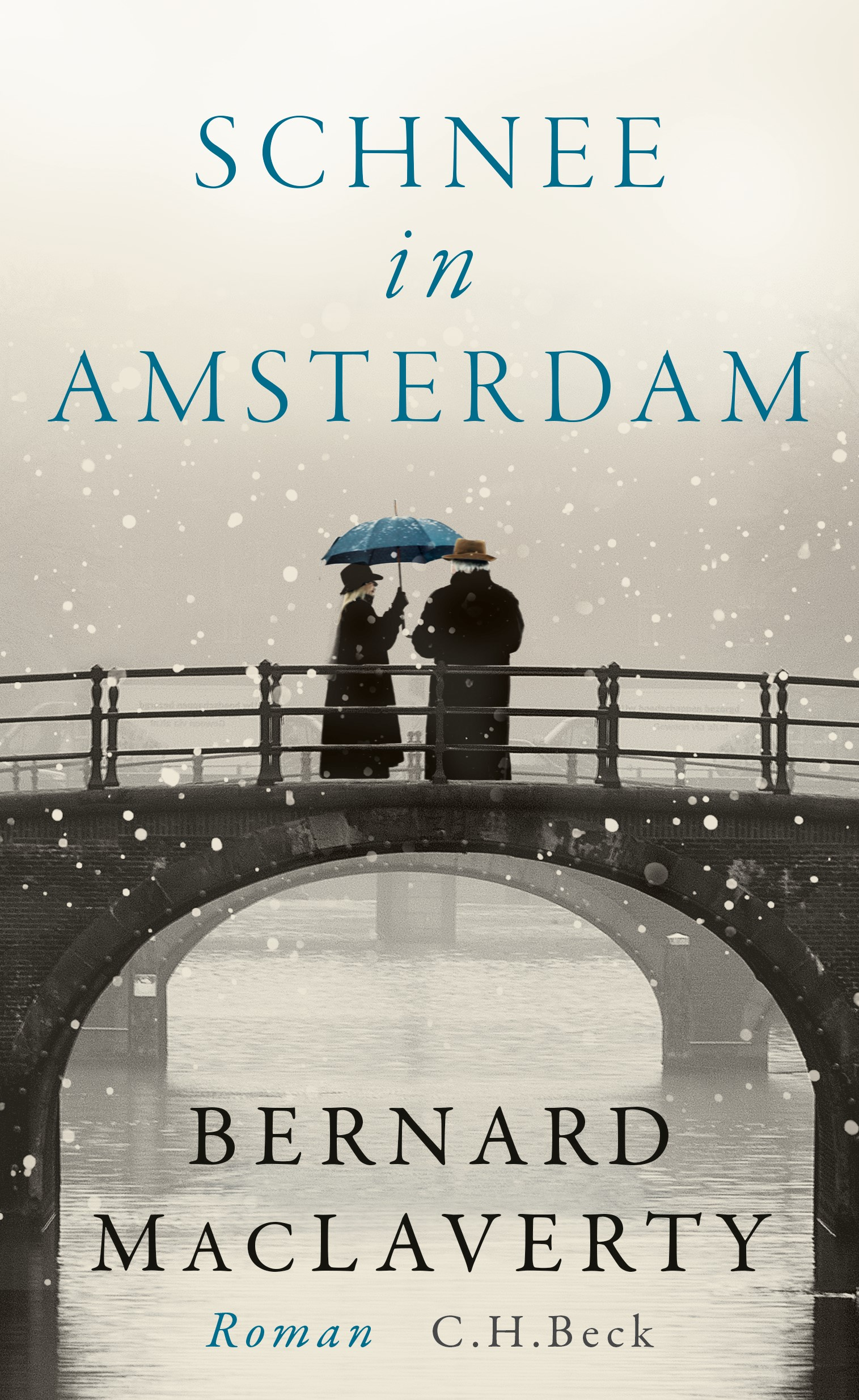 Bernhard MacLaverty - Schnee in Amsterdam