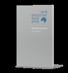 Deutscher Buchpreis 2018 - Die Longlist