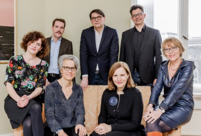 Jury für den Deutscher Buchpreis 2018 - Die Longlist