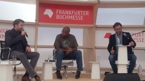 Paul Beatty und Stephane Bittoun im Gespräch mit Jan Wiele