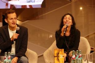 Davit Gabunia und Ana Kordsaia-Samadaschwili