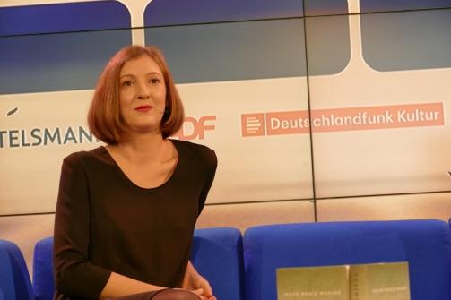 Buchpreisträgerin Inger-Maria Mahlke