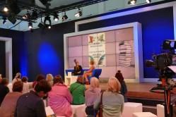 Das Blaue Sofa an neuer Stelle in Halle 3.1