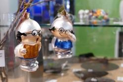 Die Mainzelmännchen jetzt auch als Weihnachtsbaumschmuck