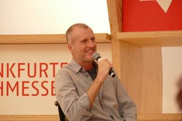 Robert Seethaler im Frankfurt Pavillon