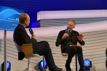 Wolf Haas im Gespräch mit Ulrich Sonnenschein