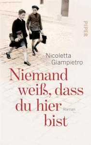 Nicoletta Giampietro-Niemand weiß, dass du hier bist