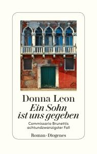 Donna Leon - Ein-Sohn-ist-uns-gegeben