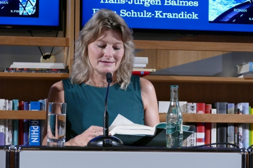 "Jennifer Egan liest aus ""Manhattan Beach"""