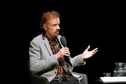 T.C.Boyle im Frankfurter Schauspielhaus 09.02.2019 © Petra Reich