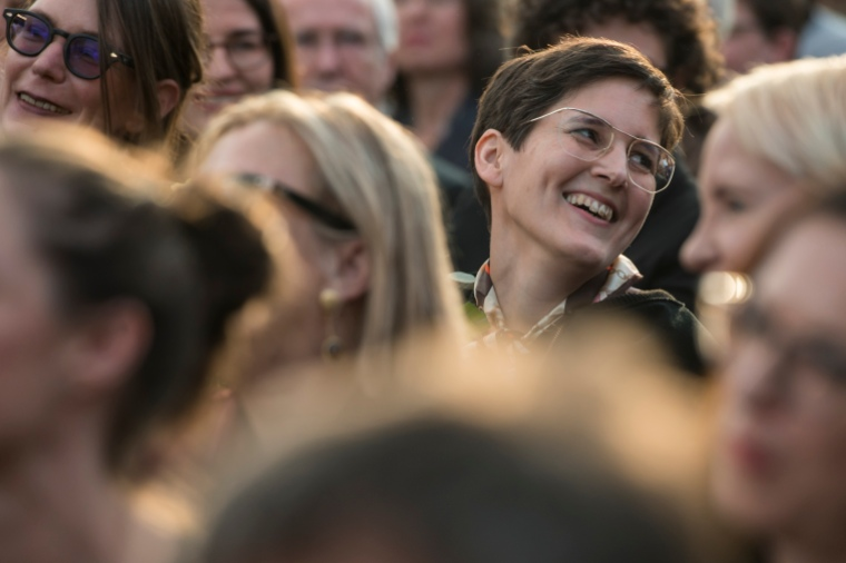 Anke Stelling Leipziger Buchmesse 2019