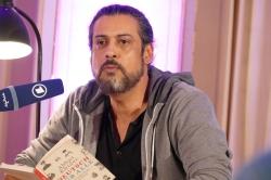 """Abbas Khider liest aus """"Deutsch für Alle"""" - sehr vergnüglich"""