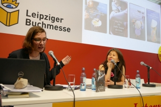 Die bezaubernde Kim Thuy im forum International