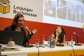 Die bezaubernde Kim Thuy im forum International