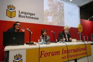 Da Kim thuy kanadische Staatsbürgerin ist, wurde bereits ein Ausblick auf das Gastland Kanada bei der Frankfurter Buchmesse 2020 gegeben