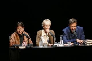 Ellen Schulz-Krandick, Moderation: Alf Mentzer