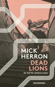 Dead-Lions - Mick Herron