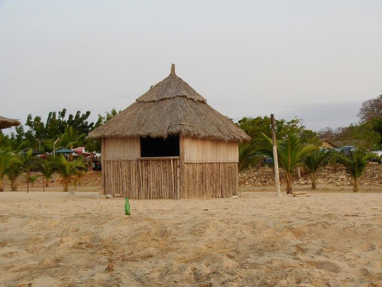 Angola Beach Agualusa - Die Gesellschaft der unfreiwilligen Träumer