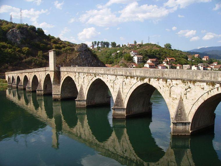 Drinabrücke Saša Staničić Herkunft